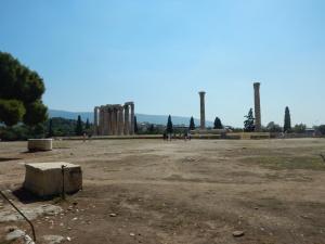 Le temple de Zeus