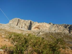 de gauche à droite: Spartacus - Spartan Wall - Afternoon - Grande Grotta ...