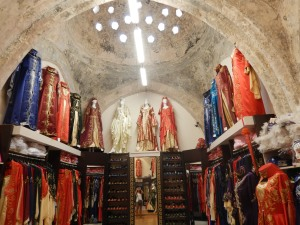 Ancien Hamam transformé en magasin